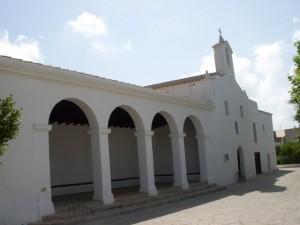 Kerk Jésus Ibiza