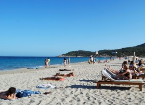 Playa Den Bossa Uitzicht