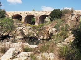 Romeinse Viaduct Santa Eulalia
