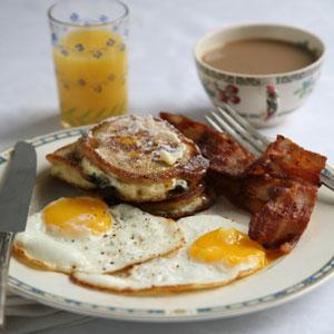 Spaans ontbijt