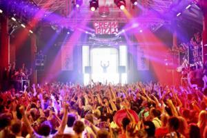 Ibiza-stad uitgaan