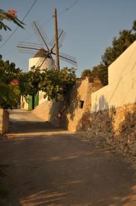 Puig den valls binnenstad