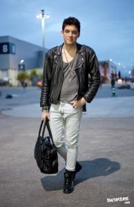 Spaanse mode mannen