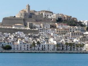 Ibiza-stad vakantie