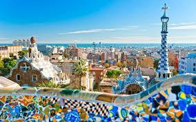 tuin van Gaudi