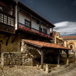 Santillana del Mar: De stad van de drie leugens.