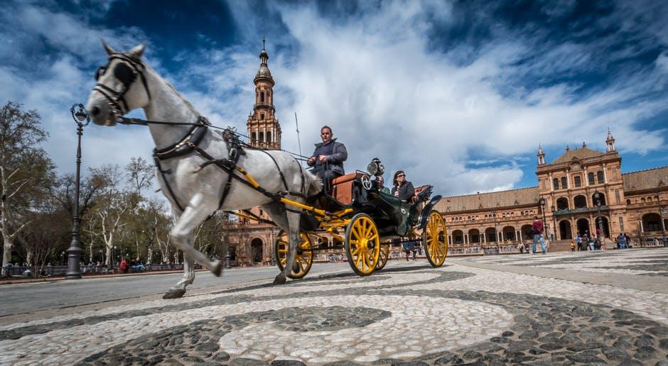 sevilla-horse-spain