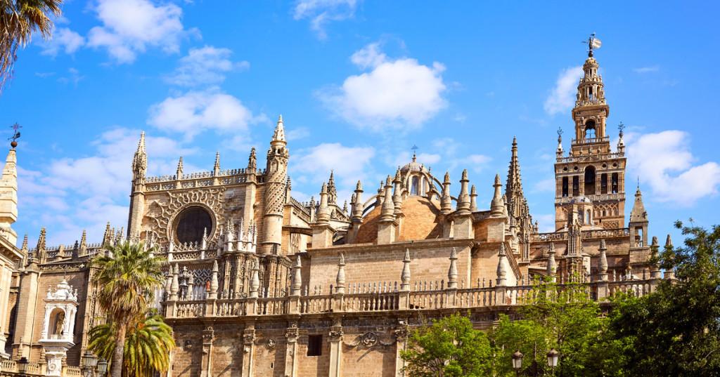 Santa Maria de la Sede de Sevilla